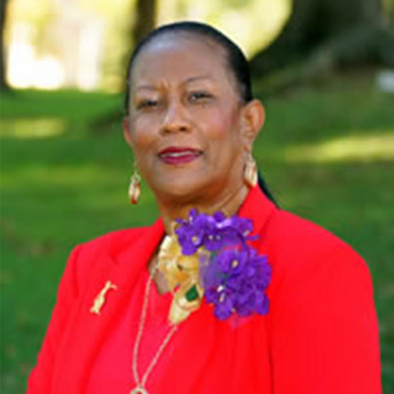 Dr. Martha McRavin-Oliver